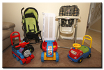 Penny from Heaven - Baby and Toddler Equipment