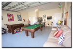 Penny from Heaven - Games Room with Pool and Foosball Tables