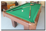 Penny from Heaven - Pool Table