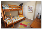 Penny from Heaven - Full lower and Twin upper Bunk Bed