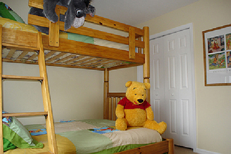 Winnie the Pooh Bedroom After