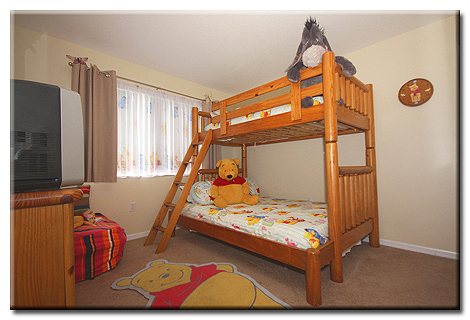 Winnie the Pooh Bedroom Now
