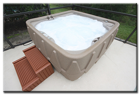 5 Person Hot Tub/Spa